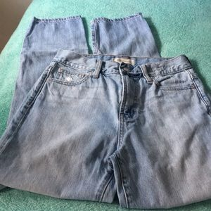"""Madewell """"Perfect Summer Jean"""" High-Rise Size 26"""